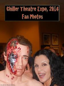Bess Motta - Chiller Theatre Expo Fan Photos (2014)